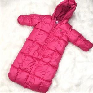 Baby Gap 6-12mons Puffer Snow Jacket